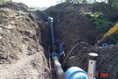 Montáž potrubia 5