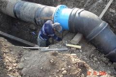 Montáž potrubia 9