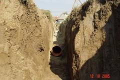 Uloženie potrubia1